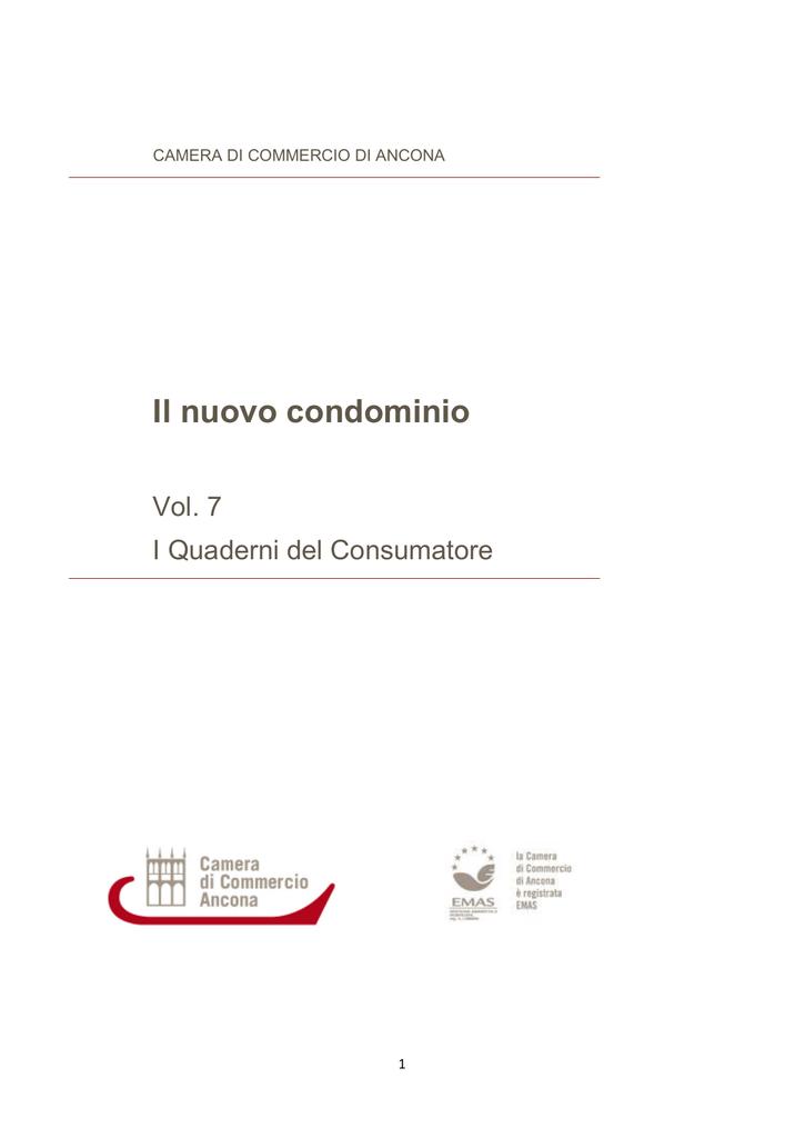 Il Camera Commercio Ancona Di Nuovo Condominio RjSc543ALq