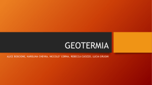 geotermia - IlClimaCambia