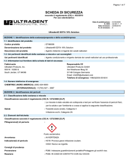 Ultradent® EDTA 18% - Ultradent Products, Inc.