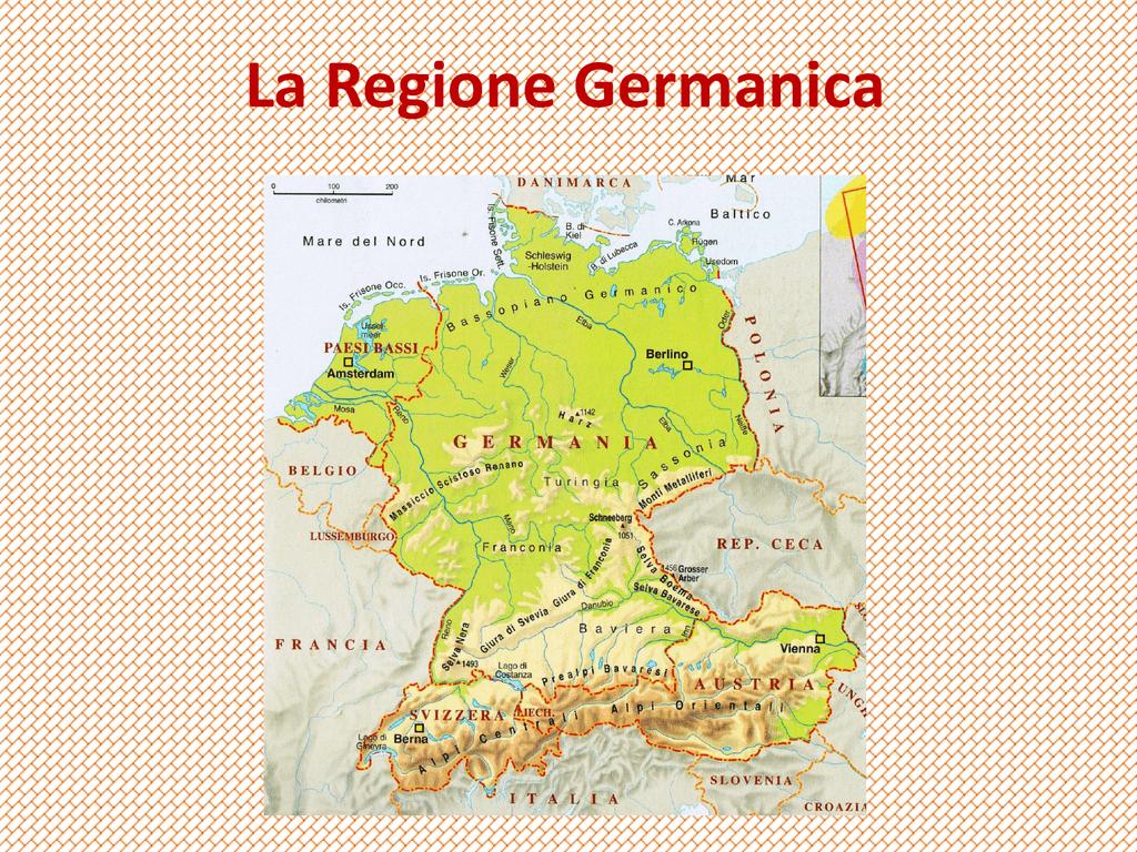 Germania Cartina Fiumi.Germania Fisica Lessons Blendspace