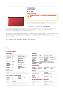3DS XL - ClickUfficio.it