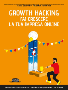 Growth Hacking Fai crescere la tua impresa online