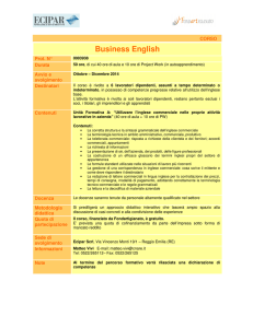 48 kB 29th Oct 2014 Corso inglese commerciale