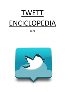 twett enciclopedia definitiva