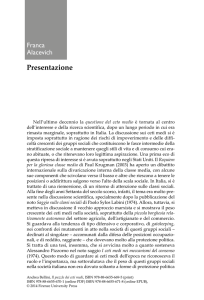 Presentazione - Firenze University Press