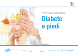 Diabete e piedi - Ascensia Diabetes Care Switzerland AG