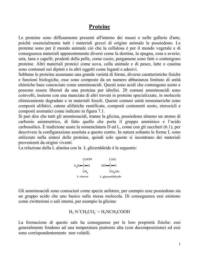 datazione di racemizzazione dellaminoacido