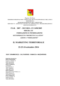IL MARKETING TERRITORIALE 22-23