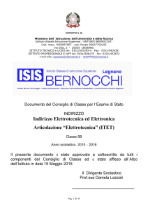 5BE_2016 - ISIS Bernocchi
