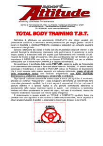 total body training (tbt)