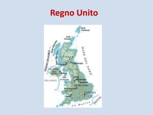 Cartina Muta Inghilterra Da Completare.Verifica Di Geografia Sul Regno Unito