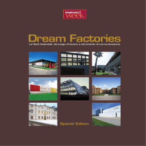 Dream Factories - Pambianco News
