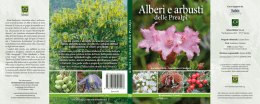 Alberi e arbusti - World Biodiversity Association