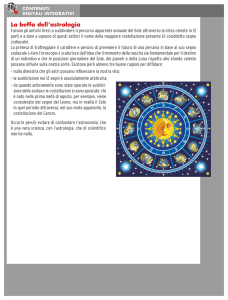 La beffa dell`astrologia - Campus