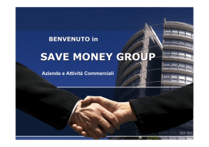 Save Money Group - Fidelizzare i Tuoi Clienti