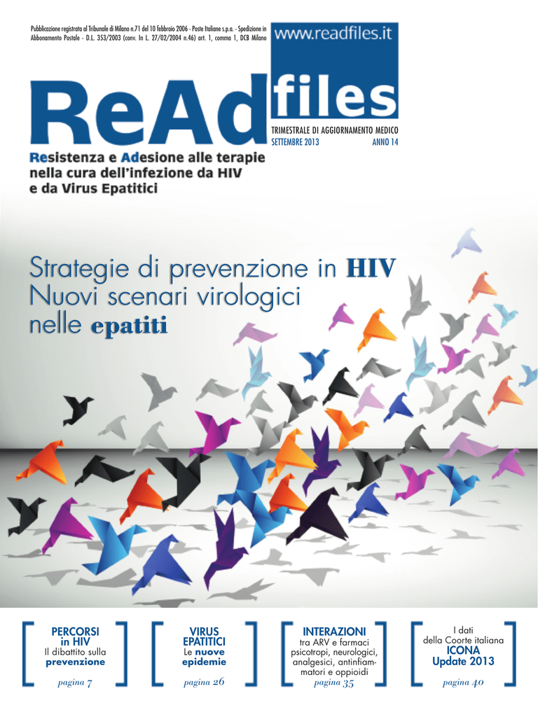 HIV POZ collegamento siti