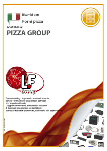 pizza group - Puce Ricambi