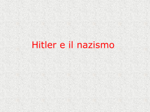 Hitler E Il Nazismo - Gbniccolini.gov.it