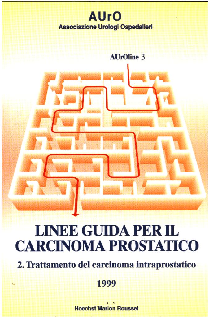 adenocarcinoma prostatico score 6 di gleason