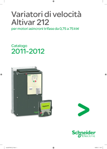 ATV 212 Catalogo