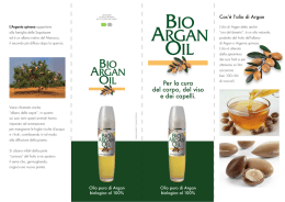 Bio Argan Oil