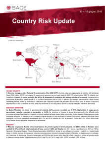 Country Risk Update
