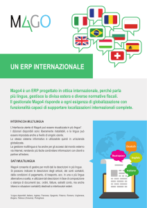 ERP internazionale - AP Consulting srl