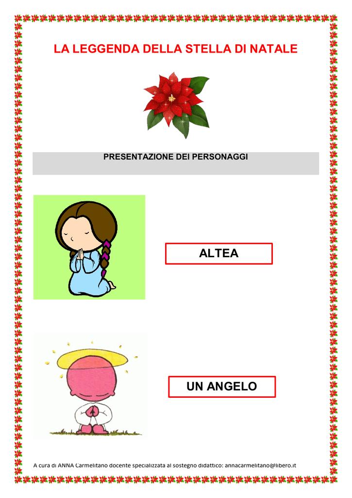 Cura Della Stella Di Natale.La Leggenda Della Stella Di Natale