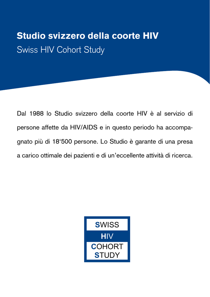 HIV POZ collegamento sito