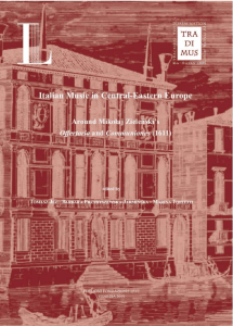 Italian Music in Central-Eastern Europe libro in PDF completo