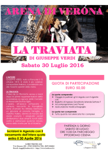 la traviata - Lord Travel