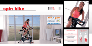 spin bike - Fitegym.it