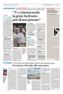 Fatto Quotidiano - Marsilio Editori
