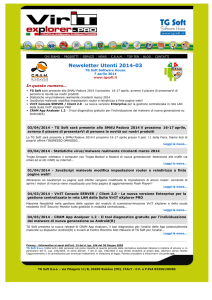 Newsletter 2014-03 - TG Soft Software House
