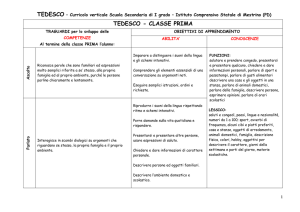 tedesco - icsmestrino.it