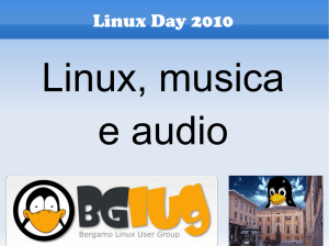 Linux Day 2010