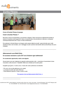 Zumba Fitness - Studio Movimento