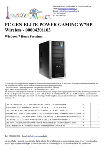 PC GEN-ELITE-POWER GAMING W7HP – Wireless