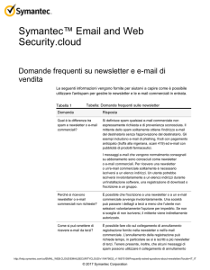 Symantec™ Email and Web Security.cloud