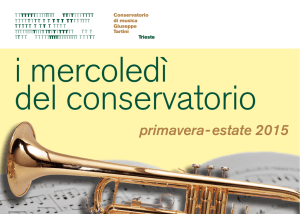 primavera - estate 2015