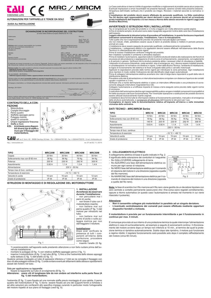 C6 VIRGILIO SCARICA