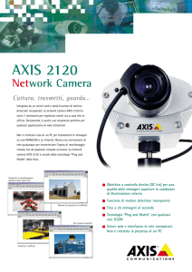 AXIS 2120 - Axis Communications