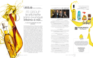 fe group - Prodotti Creative