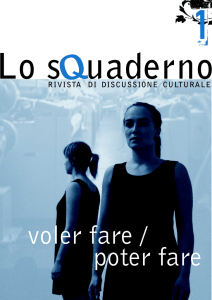 Lo squaderno - professionaldreamers