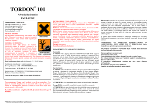 tordon 101 - Sumitomo Chemical Italia