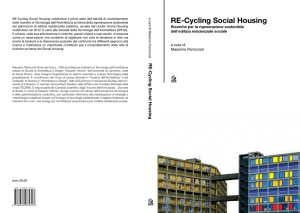 RE-Cycling Social Housing