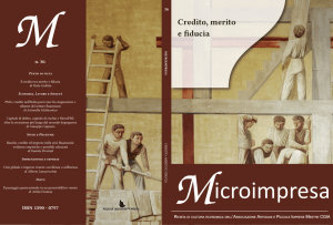 MICROIMPRESA - PADOVA UNIVERSITY PRESS