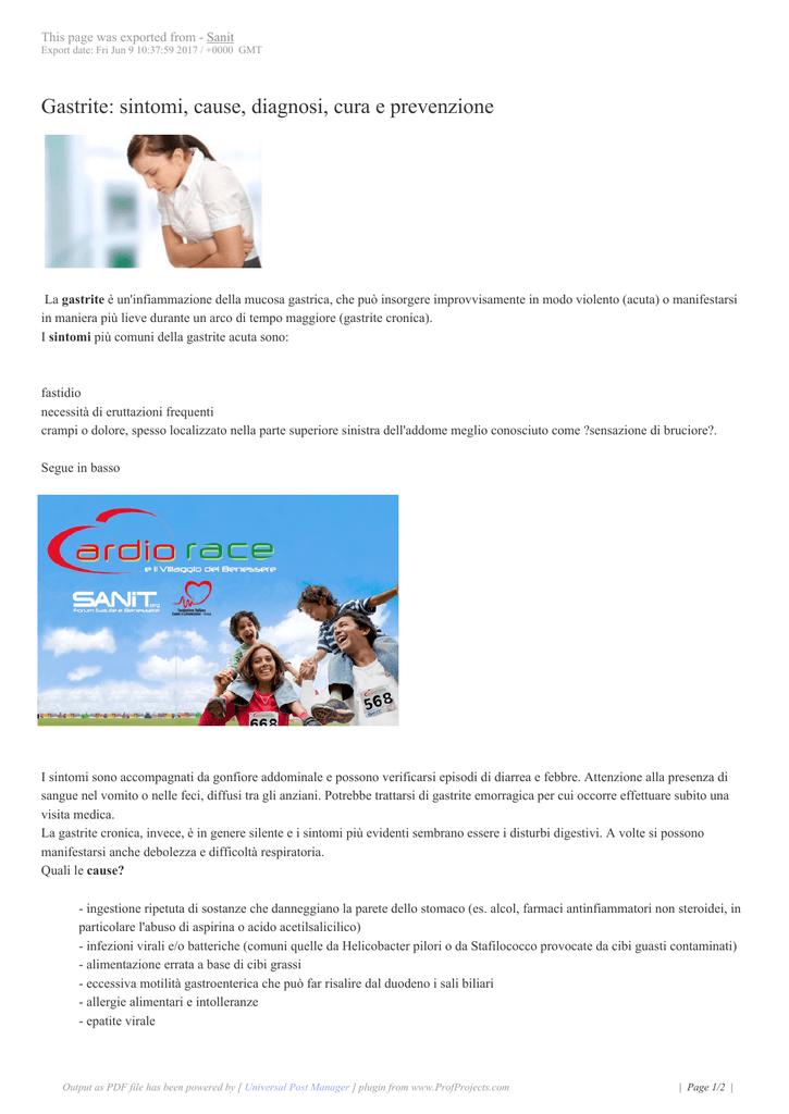 Dieta gastrite cronica pdf