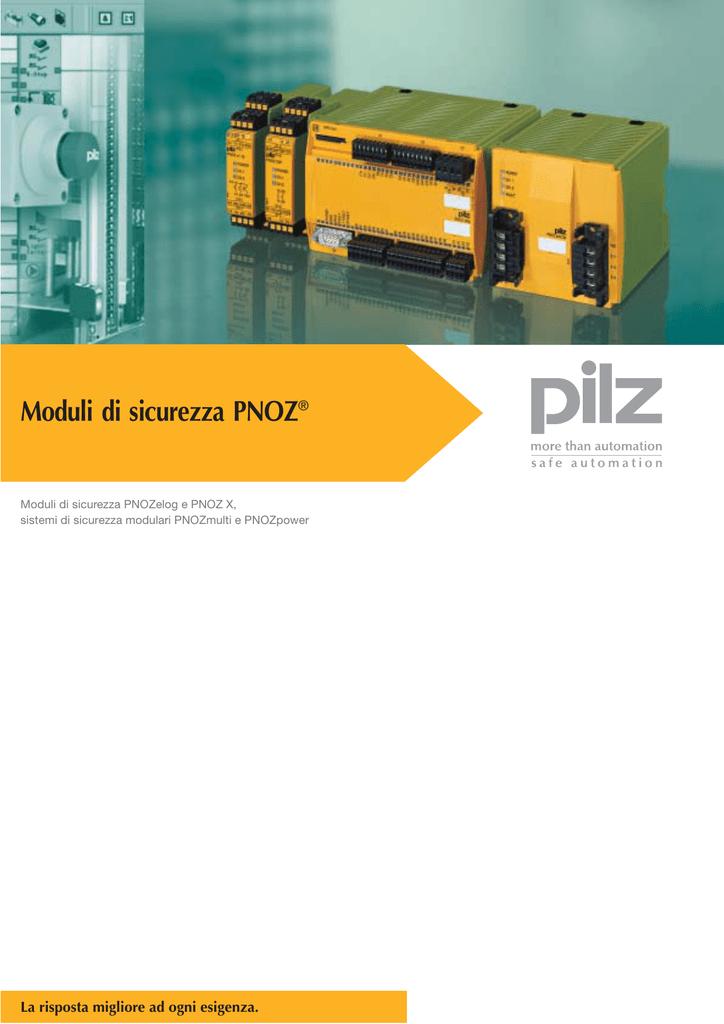PILZ PNOZ mo4p Modulo di espansione 773536