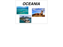 oceania - WordPress.com